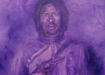 EMMANUEL JAL - 2010   Oil on canvas